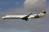 Libyan Airlines Bombardier CRJ900 (CL-600-2D24) 5A-LAB (msn 15121) LHR (Antony J. Best). Image: 902147.