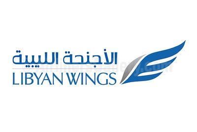 1. Libyan Wings Airlines logo