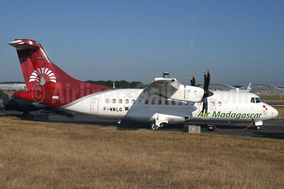 Air Madagascar ATR 42-500 F-WWLG (5R-MJG) (msn 649) FAB (Antony J. Best). Image: 904949.