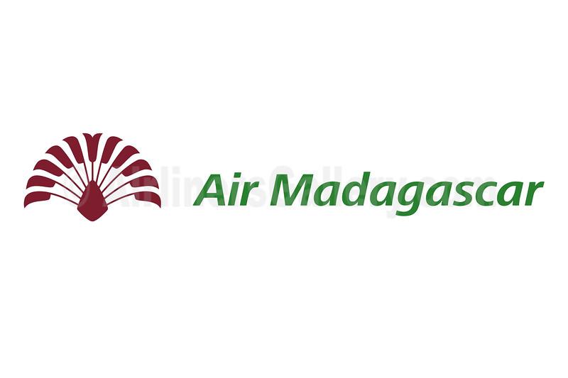 1. Air Madagascar logo