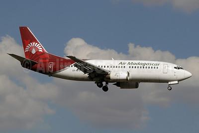 Airlines - Madagascar