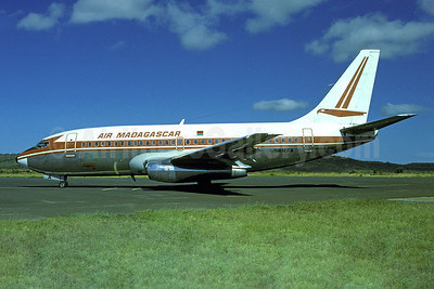 Air Madagascar Boeing 737-2B2 5R-MFA (msn 20231) DIE (Jacques Guillem Collection). Image: 904948.