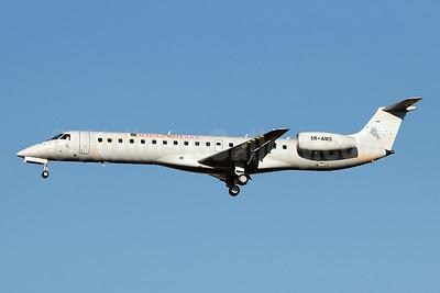 Madagasikara Airways Embraer ERJ 145LR (EMB-145LR) 5R-AMS (msn 145509) JNB (Jonathan Druion). Image: 945973.