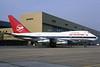 Air Malawi Boeing 747SP-44 7Q-YKL (msn 21133) (South African Airways colors) LHR (Richard Vandervord). Image: 910162.