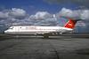 Air Malawi BAC 1-11 481FW 7Q-YKF (msn 243) BLZ (Christian Volpati Collection). Image: 910161.