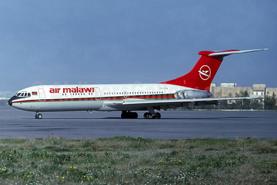 Air Malawi Vickers VC10-1103 7Q-YKH (msn 819) MLA (Jacques Guillem Collection). Image: 912797.