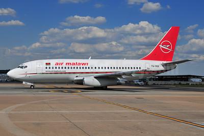 Air Malawi Boeing 737-2K9 7Q-YKX (msn 23405) JNB (Ton Jochems). Image: 954041.