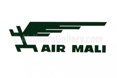 1. Air Mali (1st) logo