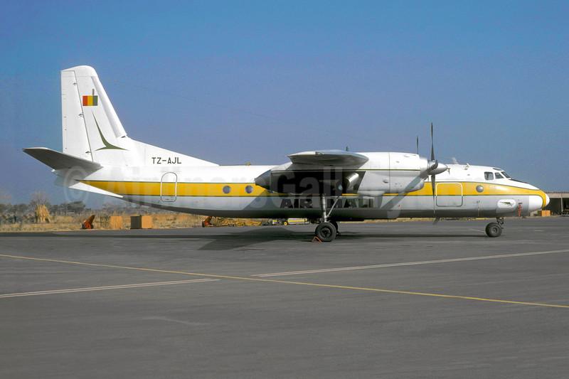 Air Mali (1st) Antonov An-24RV TZ-AJL (msn 37308807) BKO (Jacques Guillem). Image: 941496.