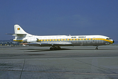 Air Mali (1st) Sud Aviation SE.210 Caravelle 10B3 TZ-ADS (msn 184) (Christian Volpati Collection). Image: 941497.
