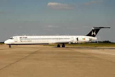 Air Mali (3rd) (Group Celestair) McDonnell Douglas DC-9-83 (MD-83) TZ-RMK (msn 53463) ORY (Jacques Guillem). Image: 920084.