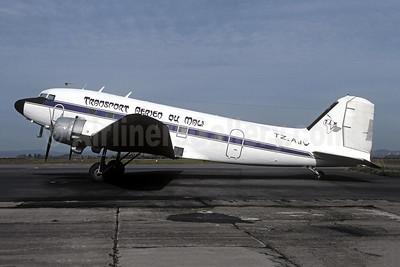 Transport Aérien du Mali - TAM Douglas C-53D-DO (DC-3) TZ-AJW (msn 11737) TLS (Jacques Guillem). Image: 955538.