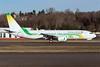 Mauritania Airlines International Boeing 737-8 MAX 8 N6067U (5T-CLJ) (msn 64299) BFI (Brandon Farris). Image: 940361.