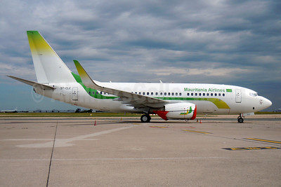 Mauritania Airlines International Boeing 737-7EE WL 5T-CLC (msn 34263) ORY (Pepscl). Image: 907158.