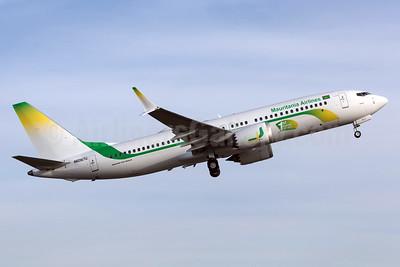 Mauritania Airlines International Boeing 737-8 MAX 8 N6067U (5T-CLJ) (msn 64299) BFI (Brandon Farris). Image: 940362.