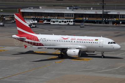 Air Mauritius Airbus A319-112 3B-NBH (msn 1936) JNB (Paul Denton). Image: 934760.