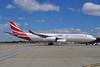 Air Mauritius Airbus A340-313 3B-NBJ (msn 800) LHR (Dave Glendinning). Image: 909066.