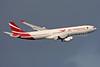 Air Mauritius Airbus A340-313 3B-NBI (msn 793) LHR (SPA). Image: 940460.