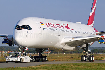 """Pieter Both"", the first Airbus A350-900"