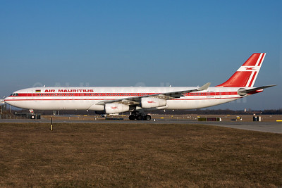 Air Mauritius Airbus A340-313 3B-NBD (msn 194) MUC (Arnd Wolf). Image: 904719.