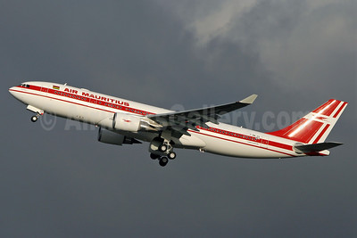 Air Mauritius Airbus A330-202 F-WWKK (3B-NBM) TLS. Image: 900088.