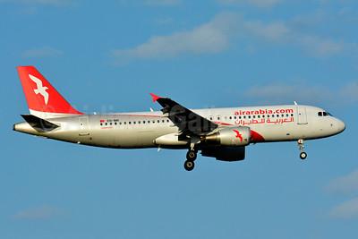Air Arabia (Maroc) (airarabia.com) Airbus A320-214 CN-NMI (msn 5206) BSL (Paul Bannwarth). Image: 929157.