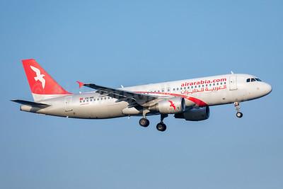 Air Arabia (Maroc) (airarabia.com) Airbus A320-214 CN-NMI (msn 5206) ARN (Stefan Sjogren). Image: 941870.