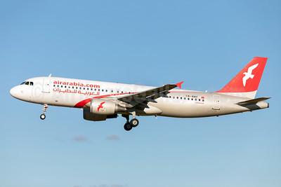 Air Arabia (Maroc) (airarabia.com) Airbus A320-214 CN-NMF (msn 4539) ARN (Stefan Sjogren). Image: 942375.