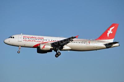 Air Arabia (Maroc) (airarabia.com) Airbus A320-214 CN-NMF (msn 4539) BRU (Karl Cornil). Image: 921389.