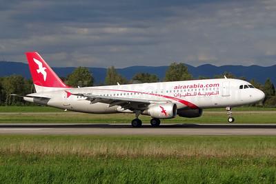 Air Arabia (Maroc) (airarabia.com) Airbus A320-214 CN-NMG (msn 924067.