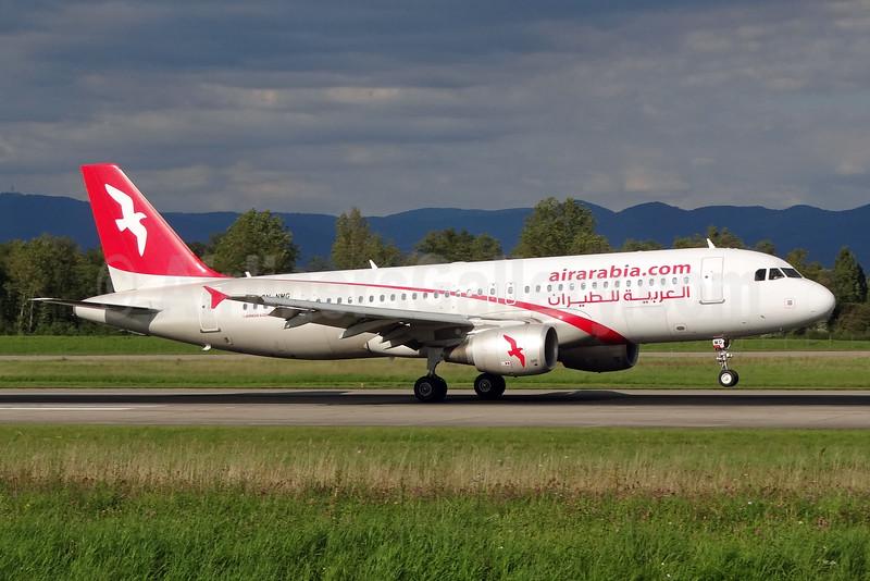 Air Arabia Maroc (airarabia.com) Airbus A320-214 CN-NMG (msn 924067.
