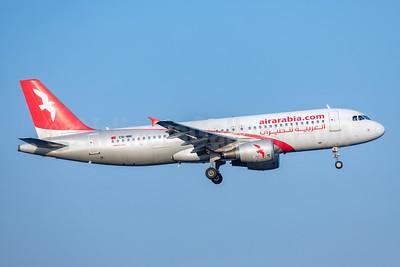 Air Arabia (Maroc) (airarabia.com) Airbus A320-214 CN-NMI (msn 5206) ARN (Stefan Sjogren). Image: 941871.