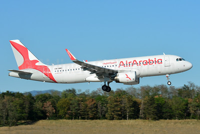 Air Arabia (Maroc) Airbus A320-214 WL CN-NMO (msn 2764) BSL (Paul Bannwarth). Image: 951086.