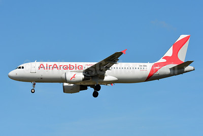 Air Arabia (Maroc) Airbus A320-214 CN-NMG (msn 4568) TLS (Paul Bannwarth). Image: 947959.