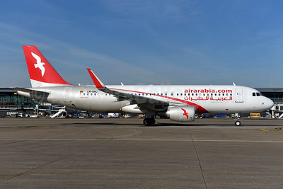 Air Arabia (Maroc) (airarabia.com) Airbus A320-214 WL CN-NMJ (msn 6896) BRU (Ton Jochems). Image: 940979.