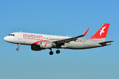 Air Arabia (Maroc) (airarabia.com) Airbus A320-214 WL CN-NMJ (msn 6896) TLS (Paul Bannwarth). Image: 938905.