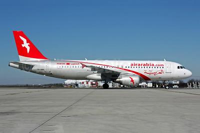 Air Arabia Maroc (airarabia.com) Airbus A320-214 CN-NMA (msn 3809) CDG (Christian Volpati). Image: 904993.