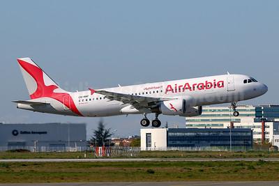 Air Arabia (Maroc) Airbus A320-214 CN-NMF (msn 4539) TLS (Eurospot). Image: 946146.