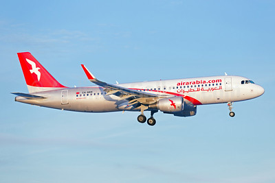 Air Arabia (Maroc) (airarabia.com) Airbus A320-214 WL CN-NMM (msn 7096) ARN (Stefan Sjogren). Image: 941451.