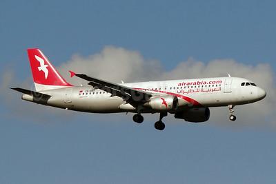 Air Arabia (Maroc) (airarabia.com) Airbus A320-214 CN-NMH (msn 5143) BSL (Paul Bannwarth). Image: 924068.