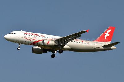 Air Arabia Maroc (airarabia.com) Airbus A320-214 CN-NMA (msn 3809) BRU (Karl Cornil). Image: 906311.