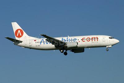 Atlas-blue.com Boeing 737-4B6 CN-RMX (msn 26526) LGW (Antony J. Best). Image: 902913.