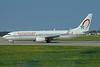 Royal Air Maroc Boeing 737-8B6 WL CN-ROY (msn 33070) GVA (Paul Denton). Image: 920666.