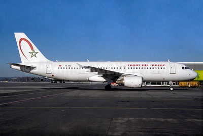 Royal Air Maroc (Nouvelair) Airbus A320-214 TS-INC (msn 1744) (Jacques Guillem Collection). Image: 937472.
