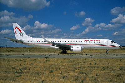 Royal Air Maroc (Denim Air) Embraer ERJ 190-100 IGW CN-RGR (msn 19000684) ORY (Jacques Guillem). Image: 934838.