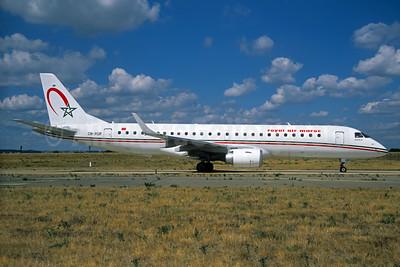 Royal Air Maroc (Denim Air) Embraer ERJ 190-100 IGW CN-RGR (msn 19000684) ORY (Jacques Guillem). Image: 934838.
