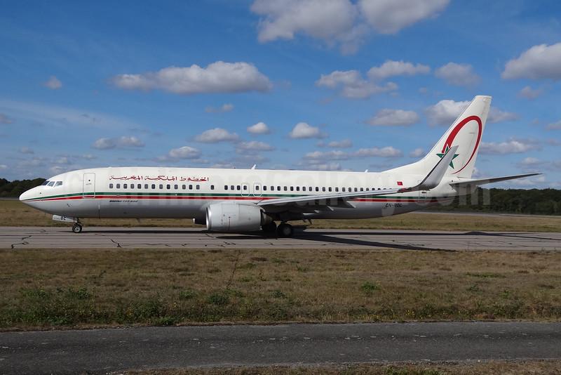Royal Air Maroc Boeing 737-8B6 WL CN-ROC (msn 33061) NTE (Paul Bannwarth). Image: 929222.
