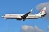 Royal Air Maroc Boeing 737-86N WL CN-RGG (msn 36829) TLS (Paul Bannwarth). Image: 936921.