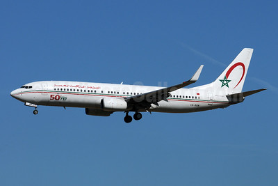 Royal Air Maroc's 50th Boeing 737