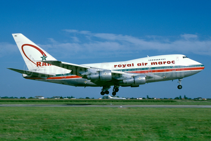 Airline Color Scheme - Introduced 1957